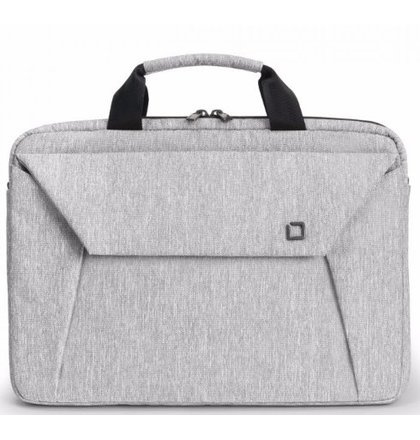DICOTA_Slim Case EDGE 14-15.6 light grey