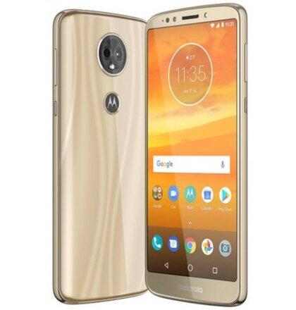 Motorola Moto E5 Plus 3GB/32GB Single SIM Zlatý