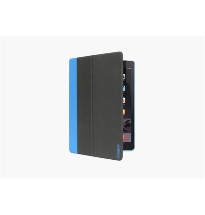 Cygnett TekShell, štíhly obal/stojan pre iPad Pro, 9.7´´, čierno/modrý