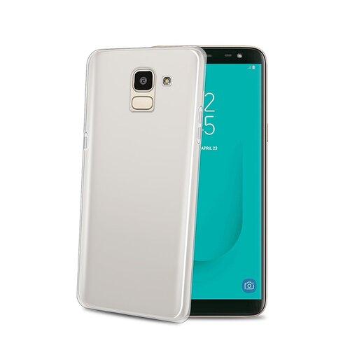 TPU púzdro CELLY Gelskin pre Samsung Galaxy J6 (2018), bezfarebné