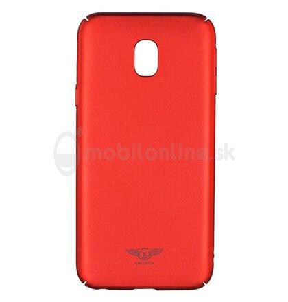 Puzdro Kaku Lange TPU Samsung Galaxy J5 J530 - červené