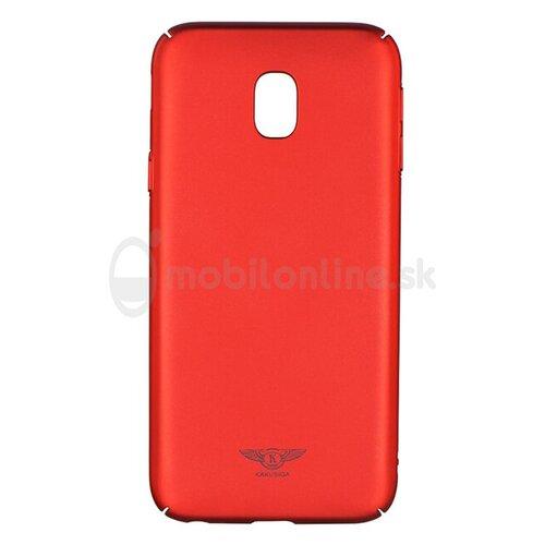 Puzdro Kaku Lange TPU Samsung Galaxy J5 J530 2017 - červené