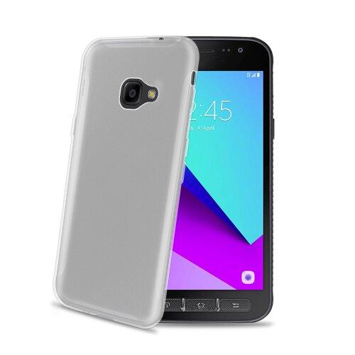 Puzdro CELLY Gelskin TPU Samsung Galaxy Xcover 4 G390/4s G391 - transparentné