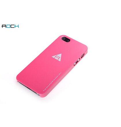 ROCK New Naked Shell Zadní Kryt pro iPhone 5/5S/SE Rose Red