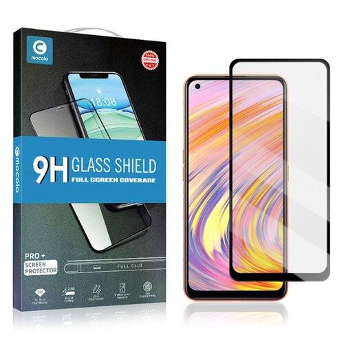 Mocolo 5D Ochranné Sklo Black pro iPhone 6/6S Plus