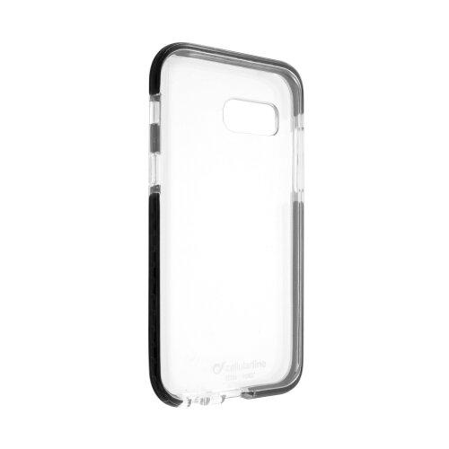 Ultra ochranné puzdro CellularLine Tetra Force Shock-Twist pre Samsung Galaxy A3 (2017), 2 stupne ochrany, transparent