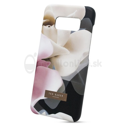 Pudzro Ted Baker Hard Shell Samsung Galaxy S8 G950 - Porcelain Black