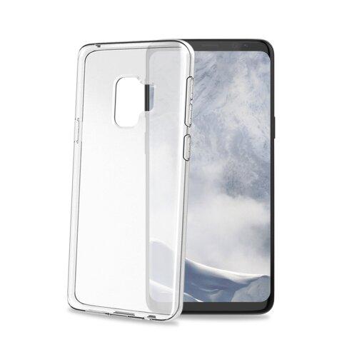 TPU púzdro CELLY Gelskin pre Samsung Galaxy S9, bezfarebné