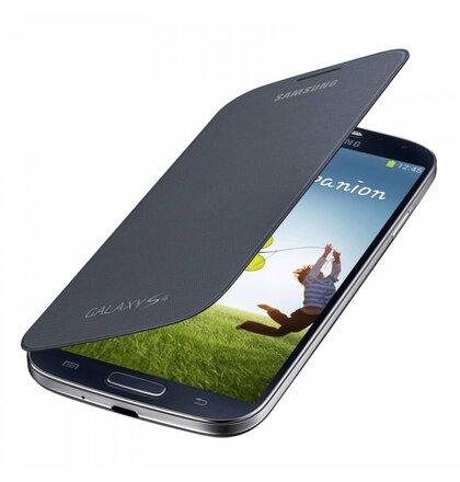 EF-FI950BBE Samsung Flip Pouzdro pro Galaxy S IV (i9500) Čierne
