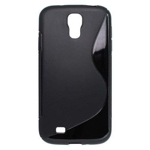 Gumené puzdro S-line Samsung Galaxy S4 i9500/i9505 čierne