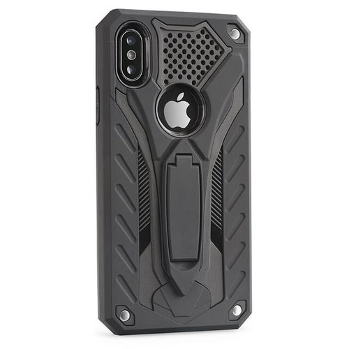 Puzdro Phantom Armor Hard iPhone 7 Plus/8 Plus - čierne