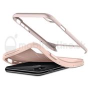 Puzdro Spigen Neo Hybrid iPhone X - pale dogwood
