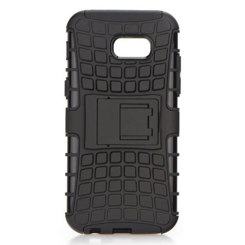 Puzdro Panzer Hard Samsung Galaxy A5 A510 - čierne