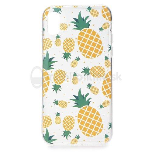 Puzdro Summer TPU Samsung Galaxy A6 A600 2018 - ananás