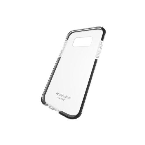 Ultra ochranné puzdro CellularLine Tetra Force Shock-Twist pre Samsung Galaxy Note 8, 2 stupne ochrany, biele