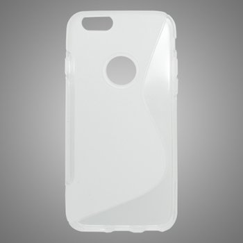 Puzdro S-Line Apple iPhone 6 transparentné