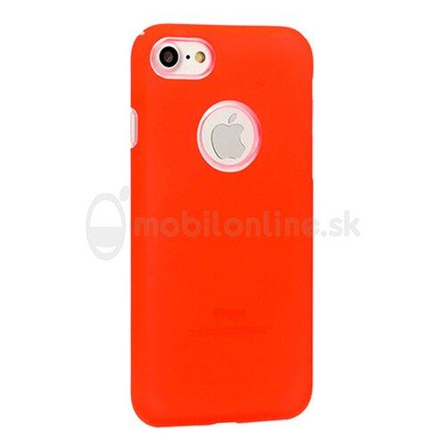 Puzdro Soft TPU 2v1 Samsung Galaxy A6 A600 2018 - oranžová