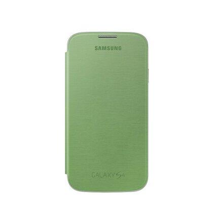 EF-FI950BGE Samsung Flip Pouzdro pro Galaxy S4  i9500/i9505/i9515VE Green (EU Blister)