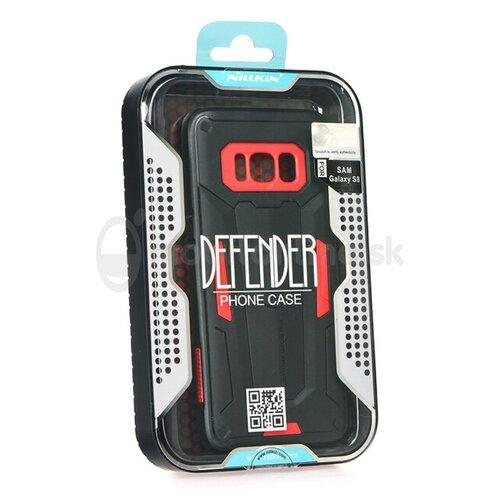 Nillkin Defender II Ochranné Pouzdro pro Samsung G955 Galaxy S8 Plus červené