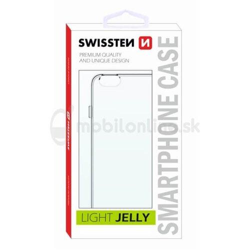 Puzdro Swissten TPU Samsung Galaxy Xcover 4 G390 - transparentné