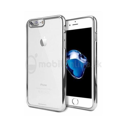Puzdro Jelly Mercury Ring 2 Samsung Galaxy Note 8 N950 - strieborné