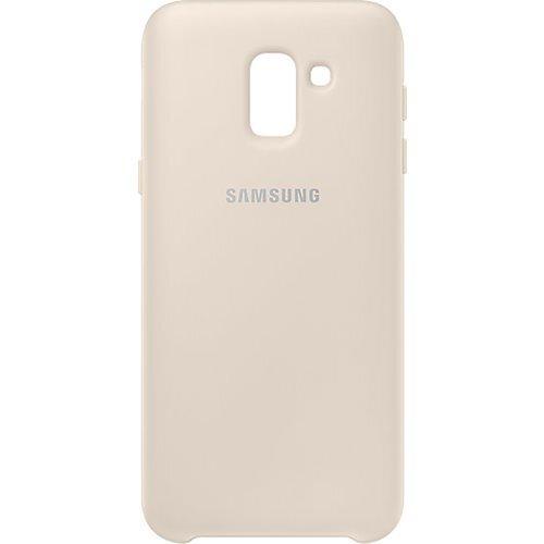 EF-PJ600CFE Samsung Dual Layer Cover Gold pro Galaxy J6 2018