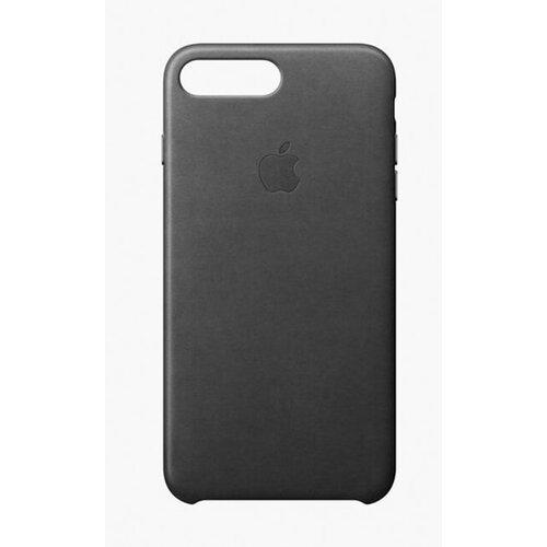 Puzdro MMYJ2ZM/A Apple iPhone 7 Plus/8 Plus Leather Case - Black