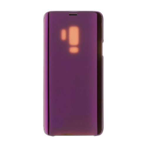 EF-ZG965CVE Samsung Clear View Cover Orchid Gray pro G965 Galaxy S9 Plus (EU Blister)