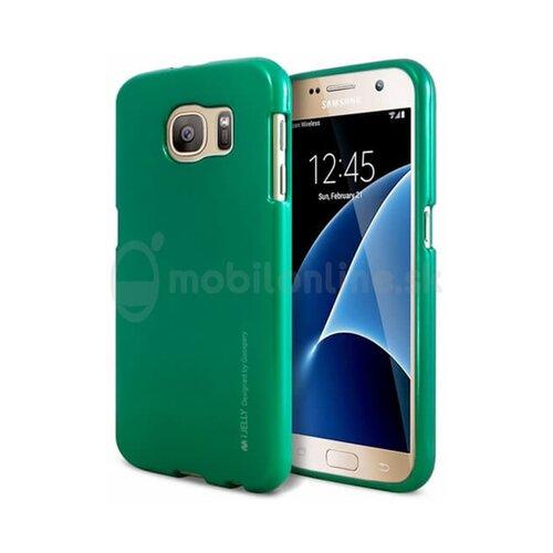 Puzdro Mercury i-Jelly TPU Samsung Galaxy A3 A320 - zelené
