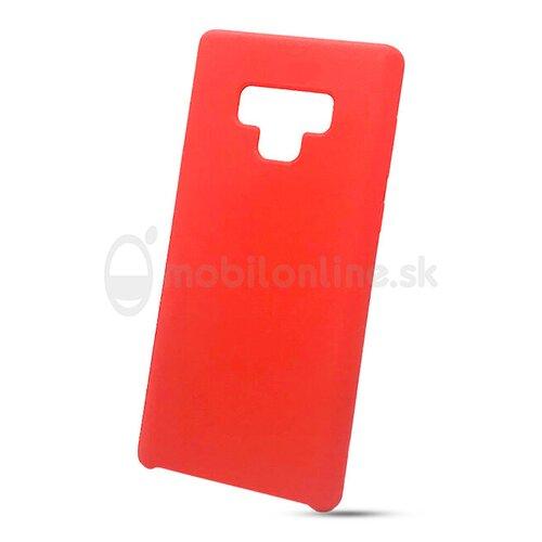 Puzdro Liquid TPU Samsung Galaxy Note 9 N960 - červené