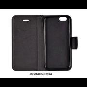 Puzdro Fancy Book Xiaomi Mi A2 Lite - čierne