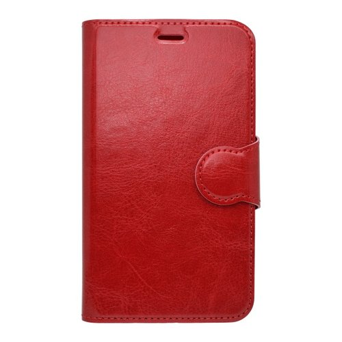 Puzdro NoName Book Lenovo K6 Note - červené