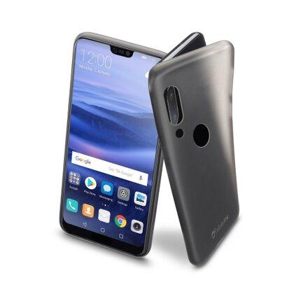 Ochranný zadný kryt CellularLine INK pre Huawei P20 Lite, čierny