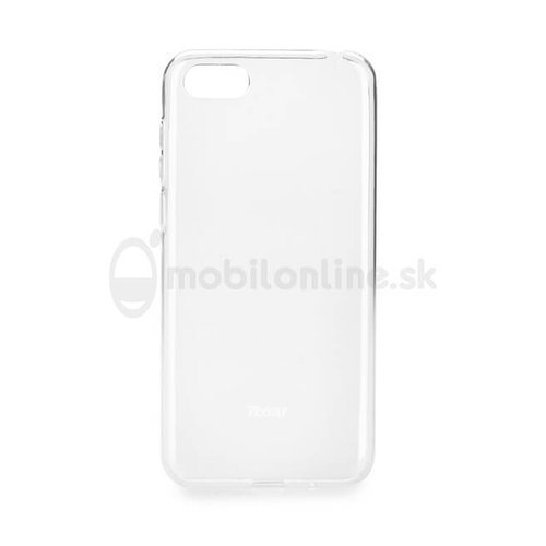 Puzdro Jelly Roar TPU Huawei Y5 2018/Honor 7S - transparentné
