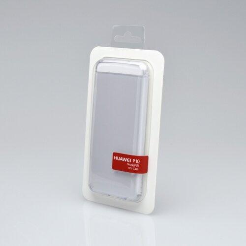 Plastové puzdro Huawei P10 Victoria, transparentné