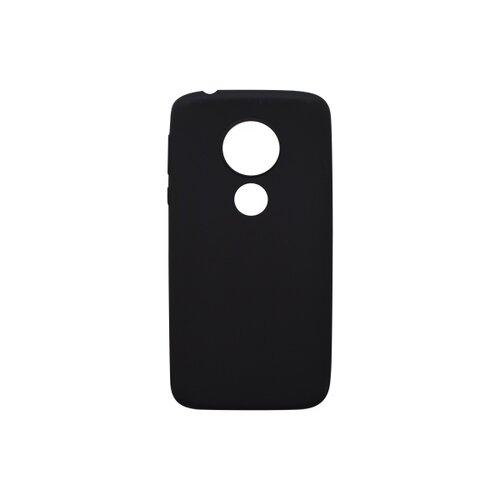 Puzdro NoName TPU Moto E5/G6 Play - čierne
