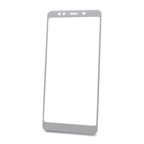 Ochranné sklo Glass 5D 9H Huawei Y6/Y6 Prime/Honor 7A - biele