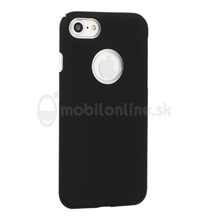 Puzdro Soft TPU 2v1 Huawei P20 Lite - čierna