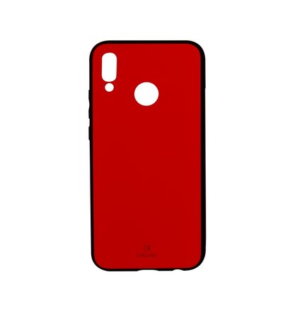 Sklenené puzdro Original Huawei P20 Lite červené