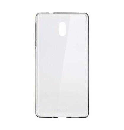 CC-108 Nokia Slim Crystal Cover pro Nokia 3.1Transparent (EU Blister)