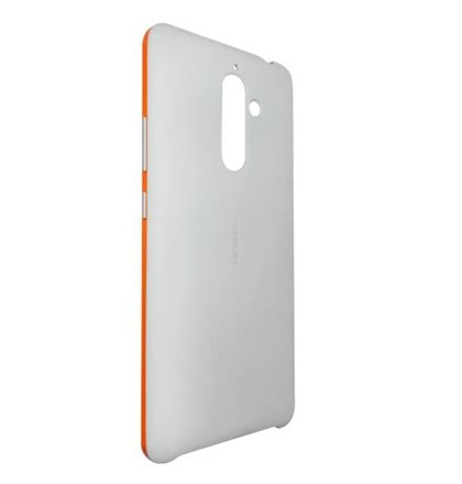 CC-506 Nokia Soft Touch Case pro Nokia 7 Plus Light Grey (EU Blister)