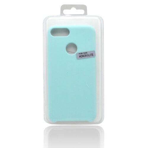 Puzdro Liquid TPU Huawei Honor 9 Lite - svetlo-modré