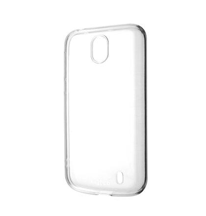 TPU gélové puzdro FIXED pre Nokia 1, číre