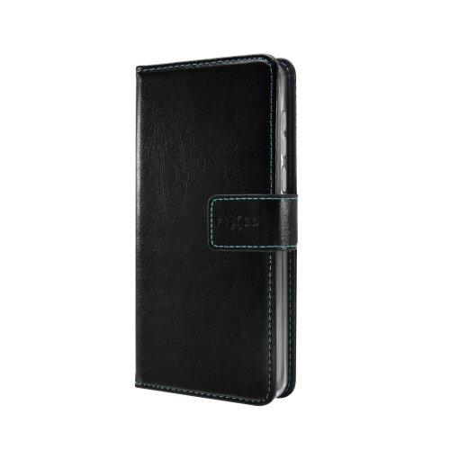 Puzdro typu kniha FIXED Opus pre Huawei P20, čierne