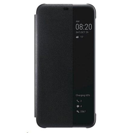 Puzdro Original Smart cover Huawei Mate 20 lite - čierne