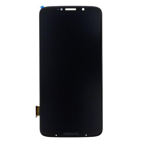Motorola Moto Z3 Play - LCD Displej + Dotyková Plocha - Čierny
