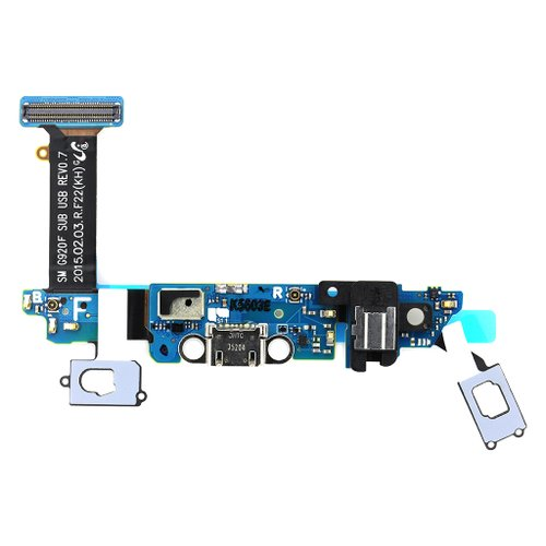 Samsung G920 Galaxy S6 - Flex Kábel Nabíjacieho Konektora