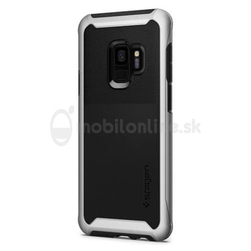 Puzdro Spigen Neo Hybrid Urban Samsung Galaxy S9 G960 - artic silver
