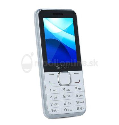 myPhone Classic Dual SIM, Biely - použité/vystavené