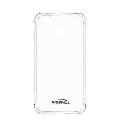 Kisswill Shock TPU Pouzdro Transparent pro Nokia 3.1